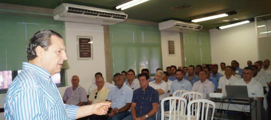 Workshop define metas e objetivos  para a Safra 2016 /2017