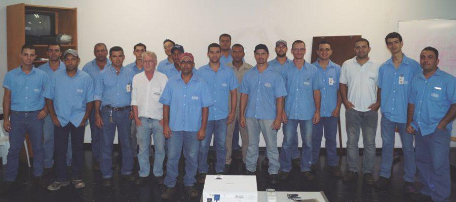 Usina Colorado oferece treinamento  para nova CIPA