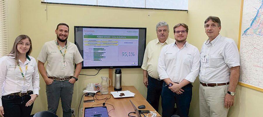 Colorado Máquinas Ribeirão Preto conquista certificação Power Service