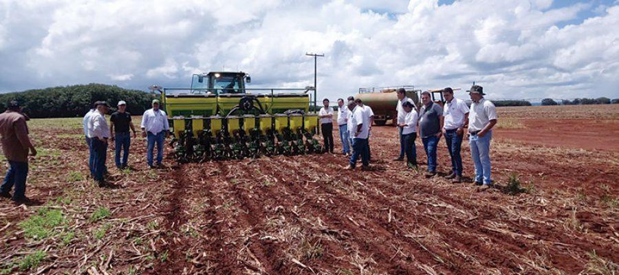 Plantabilidade foi tema do Momento  CENsacional Colorado Máquinas