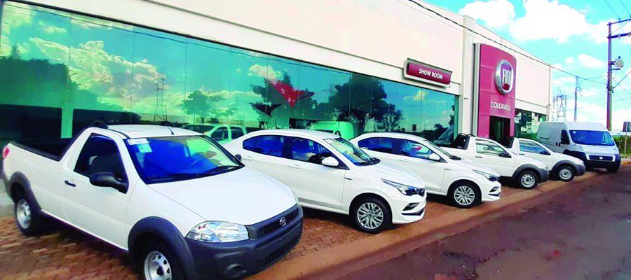 Colorado Fiat é concessionário selecionado para renovação de frota de veículos leves de Usina