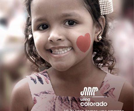 Usina Colorado renova pelo 22º ano Selo Empresa Amiga da Criança da Fundação Abrinq